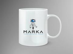 Maskot Mug Tasarımı