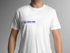 El ve ayyıldız logo T-shirt Tasarımı