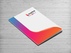 Dondurma Logo Dosya Tasarımı