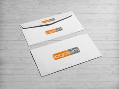 Kapsül Logo Zarf Tasarımı