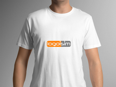 Kapsül Logo T-shirt Tasarımı