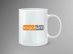 Kapsül Logo Mug Tasarımı
