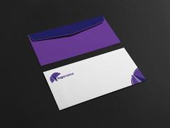 Mor Logo Zarf Tasarımı