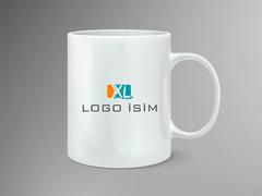 XL Logo Mug Tasarımı