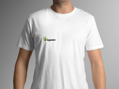 Zeytin Logo T-shirt Tasarımı