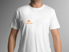 Harf Logo T-shirt Tasarımı