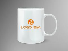 Harf Logo Mug Tasarımı