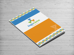 Üçgenli Logo Dosya Tasarımı