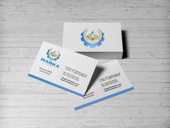 Çark Logo Kartvizit Tasarımı