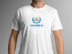 Çark Logo T-shirt Tasarımı