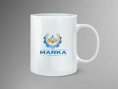 Çark Logo Mug Tasarımı