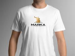 Fil Logo T-shirt Tasarımı