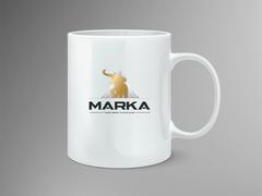 Fil Logo Mug Tasarımı