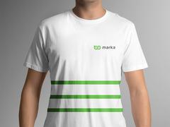 BP Logo T-shirt Tasarımı