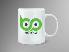 BP Logo Mug Tasarımı