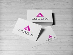 A Logo Kartvizit Tasarımı