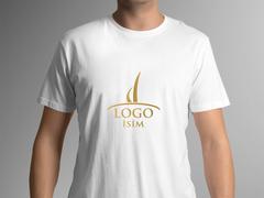 Logo D T-shirt Tasarımı