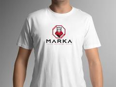 Kaplan Logo T-shirt Tasarımı