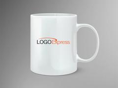 Expres Logo Mug Tasarımı