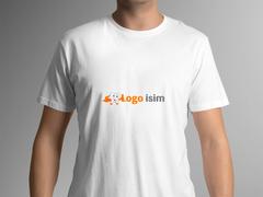 Logo İsim T-shirt Tasarımı