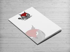 Baykuş Logo/Maskot Dosya Tasarımı