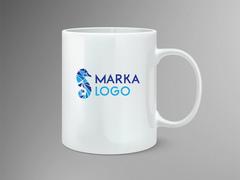 Denizatı Logo Mug Tasarımı