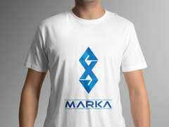 AE Logo T-shirt Tasarımı