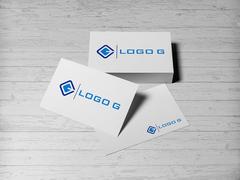 G Logo Kartvizit Tasarımı