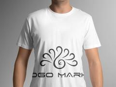 Tavus Kuşu T-shirt Tasarımı