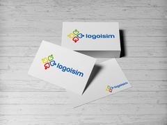 Logo İsim Kartvizit Tasarımı