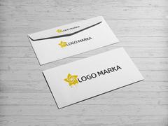 Yıldız Logo Zarf Tasarımı
