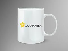 Yıldız Logo Mug Tasarımı
