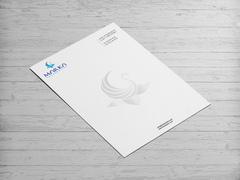 Kuğu Logo Antentli K. Tasarımı