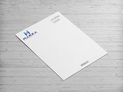H Logo Antentli K. Tasarımı