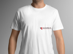 L ve E Marka T-shirt Tasarımı