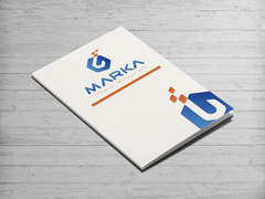 G Harfli logo Dosya Tasarımı