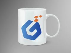 G Harfli logo Mug Tasarımı