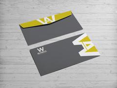 WA Logo Zarf Tasarımı