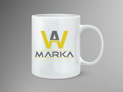 WA Logo Mug Tasarımı