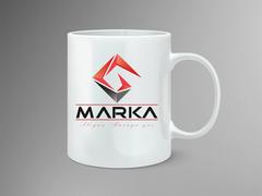 G Logo Mug Tasarımı
