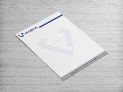 V Logo Antentli K. Tasarımı