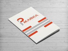 P Marka Dosya Tasarımı