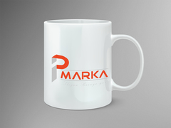 P Marka Mug Tasarımı