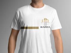 H ve A Logo T-shirt Tasarımı