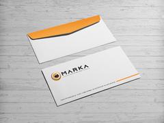 Kamera Logo Tasarımı Zarf Tasarımı