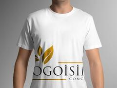 Yapraklı Logo T-shirt Tasarımı