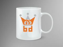 B ve D logo Mug Tasarımı