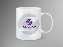 H Logo Mug Tasarımı