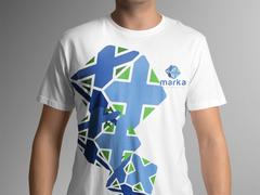 X Marka T-shirt Tasarımı