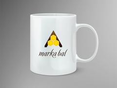 Marka Bal Mug Tasarımı